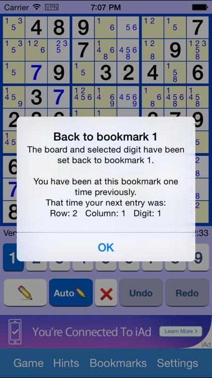 Sudoku Star - Free screenshot-3