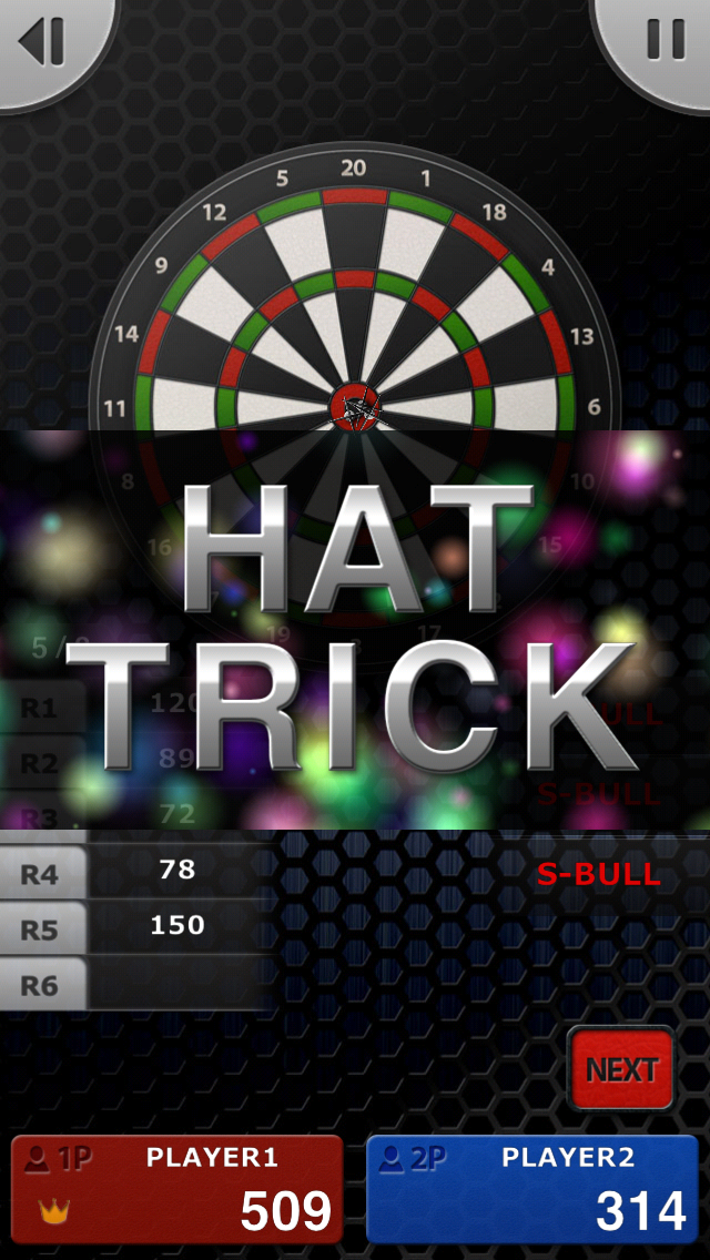 Darts Score Pocket Lite - 窓用