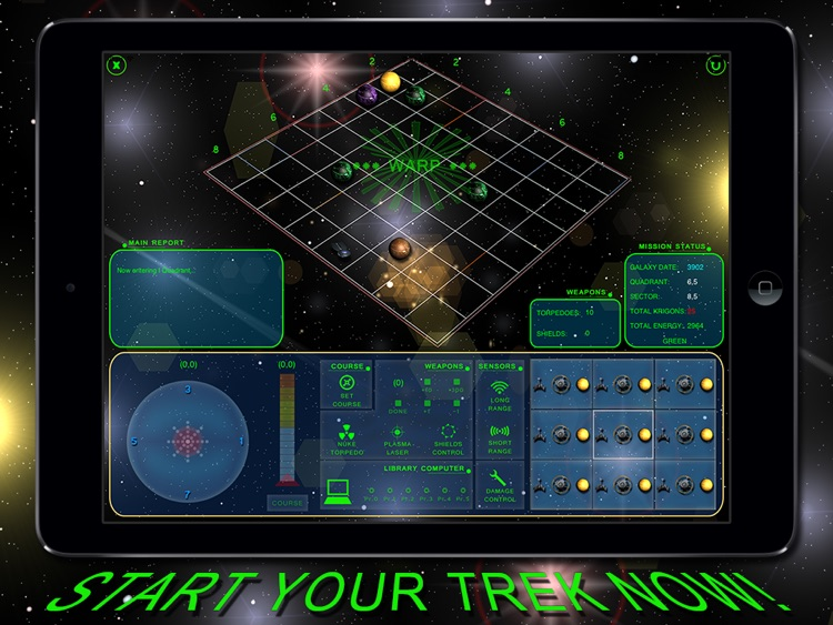 Star Conquest - Galaxian Trek and Planet Wars (HD)