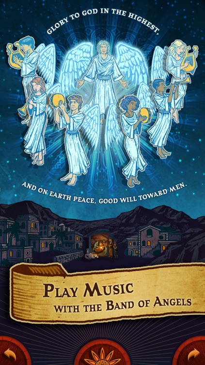 The Nativity Story - Popup Christmas Story about the Birth of Jesus Christ - Mini Edition screenshot-4