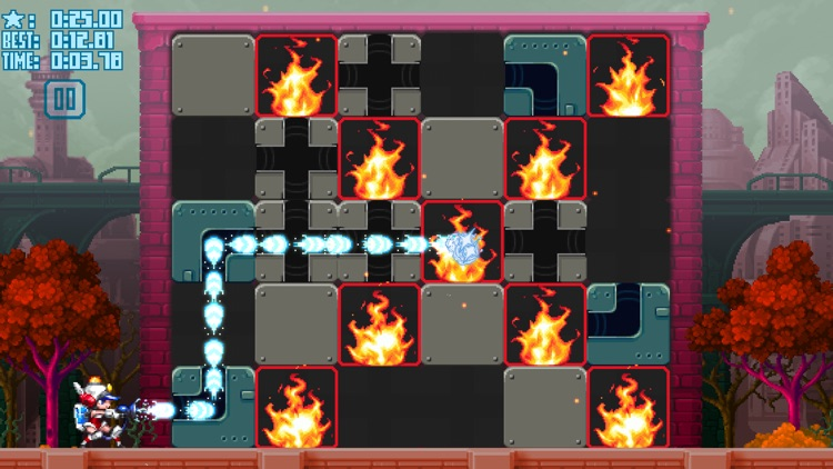 Mighty Switch Force! Hose It Down! screenshot-3