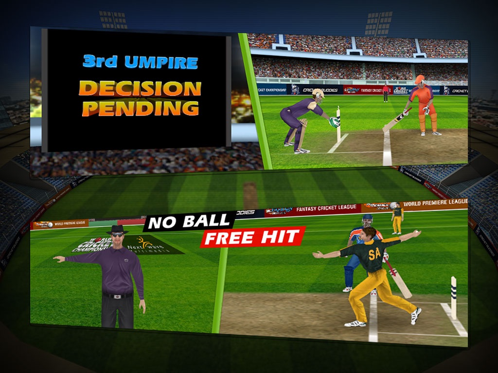 World Cricket Championship Lite - Online Game Hack and Cheat