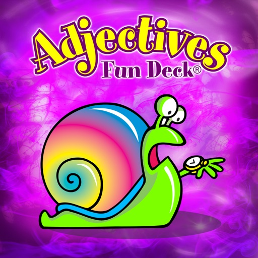 Adjectives Fun Deck