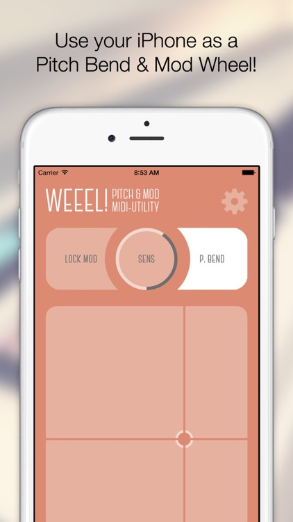 Weeel! Pitch & Mod MIDI Utility