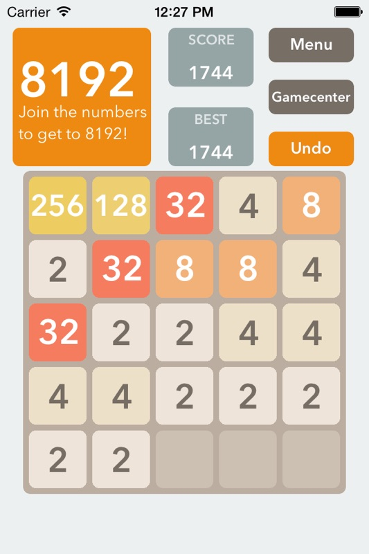 2048 5x5 Undo - Online Game Hack and Cheat | Gehack com