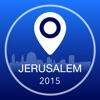 エルサレムオフライン地図+シティガイドナビゲーター、アトラクションとトランスポート