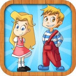 Sentence Builder Free - for kindergarten, first grade, second grade