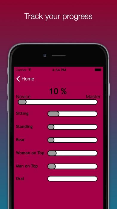 iKama - Sex Positions Guide Screenshot