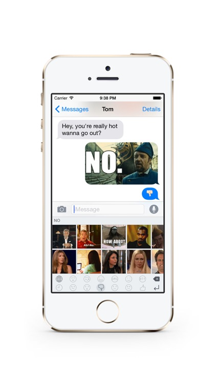Reaction Gif Keyboard Pro