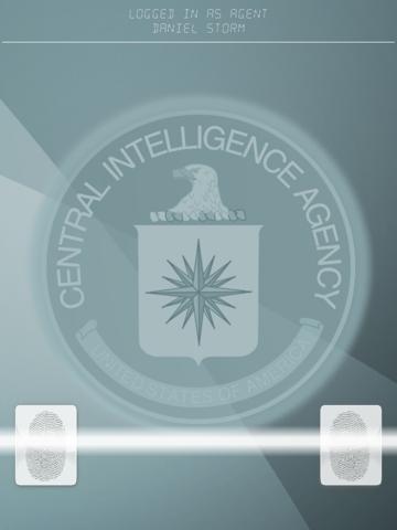CIA Finger Scanner - Prank Your Friends screenshot