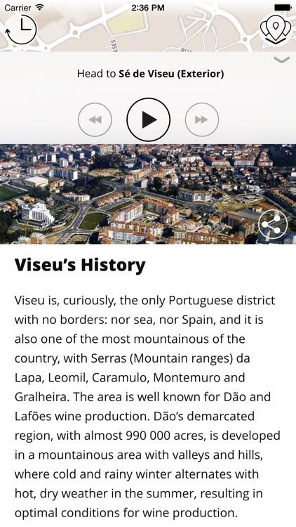 Viseu - City Guide screenshot-4
