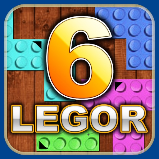 Legor 6 - Free Puzzle Logic Brain Game For Kids