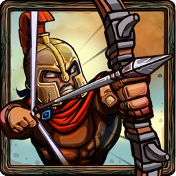 Spartan Warrior : Battle of clans