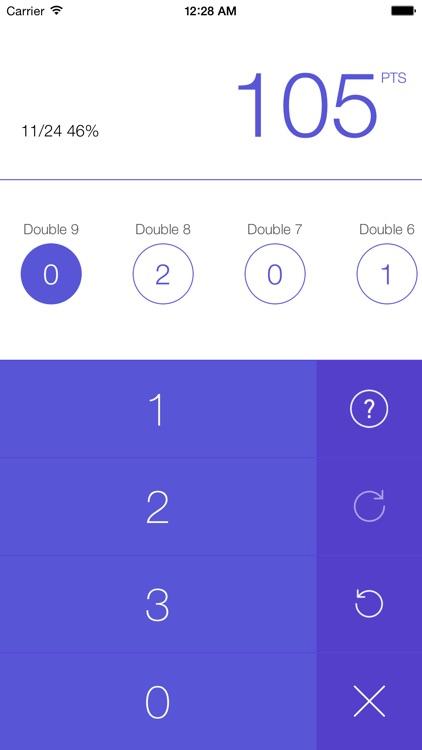 Pocket Darts Scorer screenshot-4