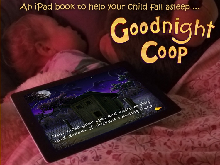 Goodnight Coop - A Bedtime Book with Chickens! screenshot-0