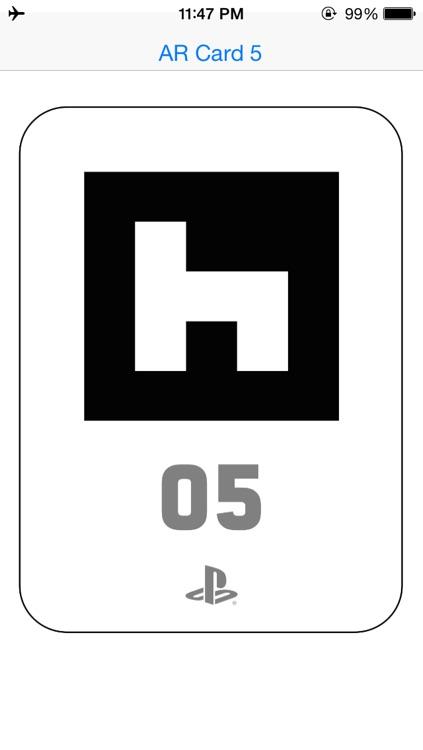 ps vita ar cards games list