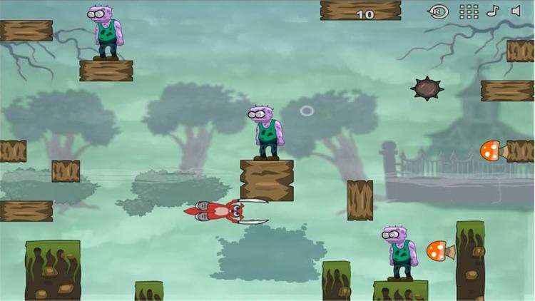 Animal Vs Zombies screenshot-3