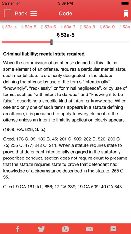 Connecticut Penal Code