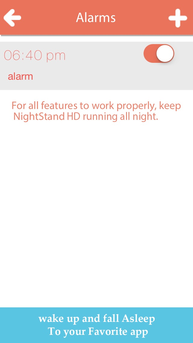 download Night Stand HD - Free Music Alarm Clock with Weather & Sleep Timer apps 4