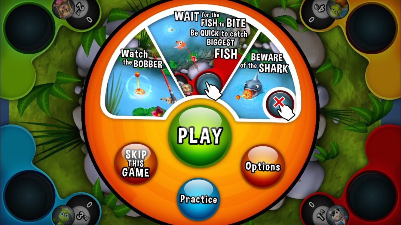 Fish the fish be the first who will catch the bigest one for Fish table app