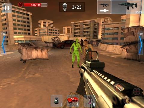 Игра ЗОМБИ ЦЕЛЬ - Zombie Objective