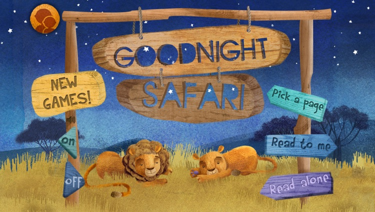 Goodnight Safari screenshot-0
