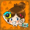 GirlsGang Stamp by PhotoUp - cute girl doodle stamps for decorate photos