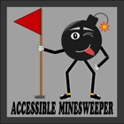 Accessible Minesweeper icon