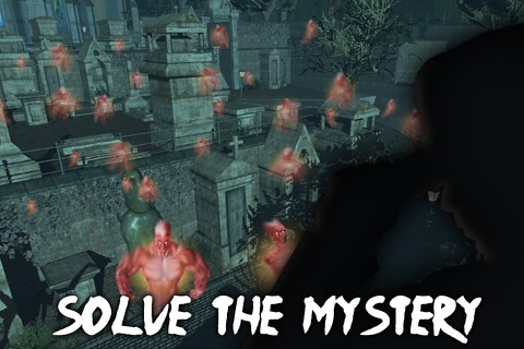 Mystery Escape Spirit Detective - You Can't Escape - náhled