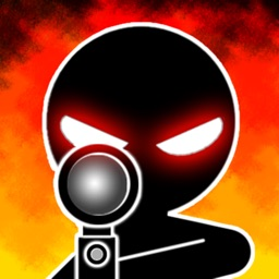 A Stickman Sniper Shooter - Clear vision and shoot-ing army stick war enemies game