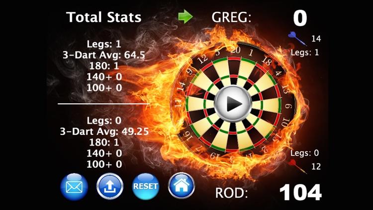 Real Darts Lite screenshot-3