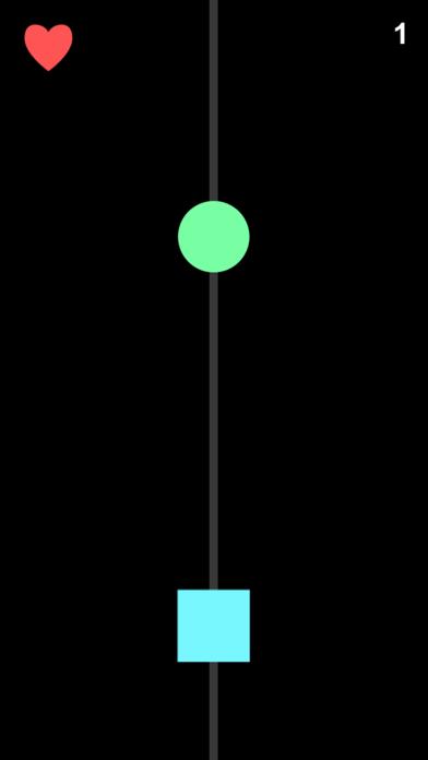 Brain Shape Rush - Crazy Geometry Action screenshot four