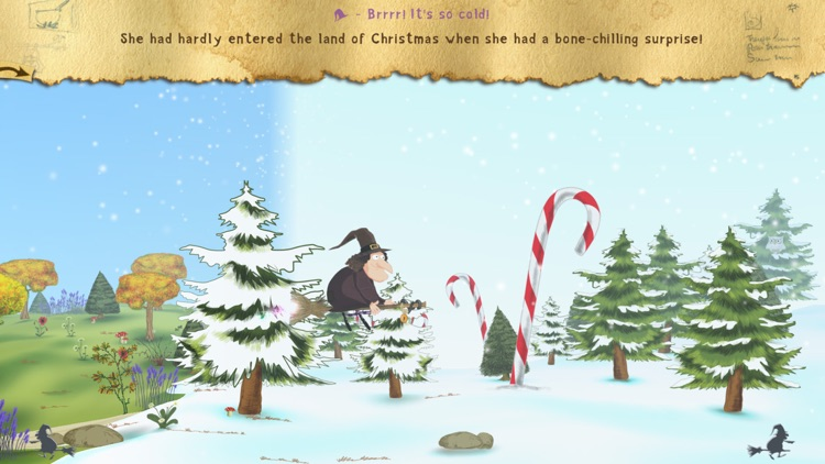 The Witch and the Christmas Spirit screenshot-0