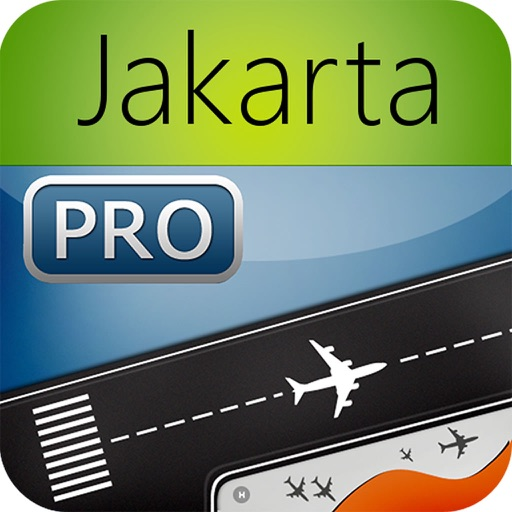 Jakarta Airport Pro (CGK) Flight Tracker Radar all Indonesian airports