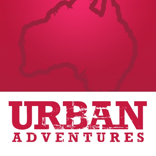 Melbourne Urban Adventures - Travel Guide Treasure mApp