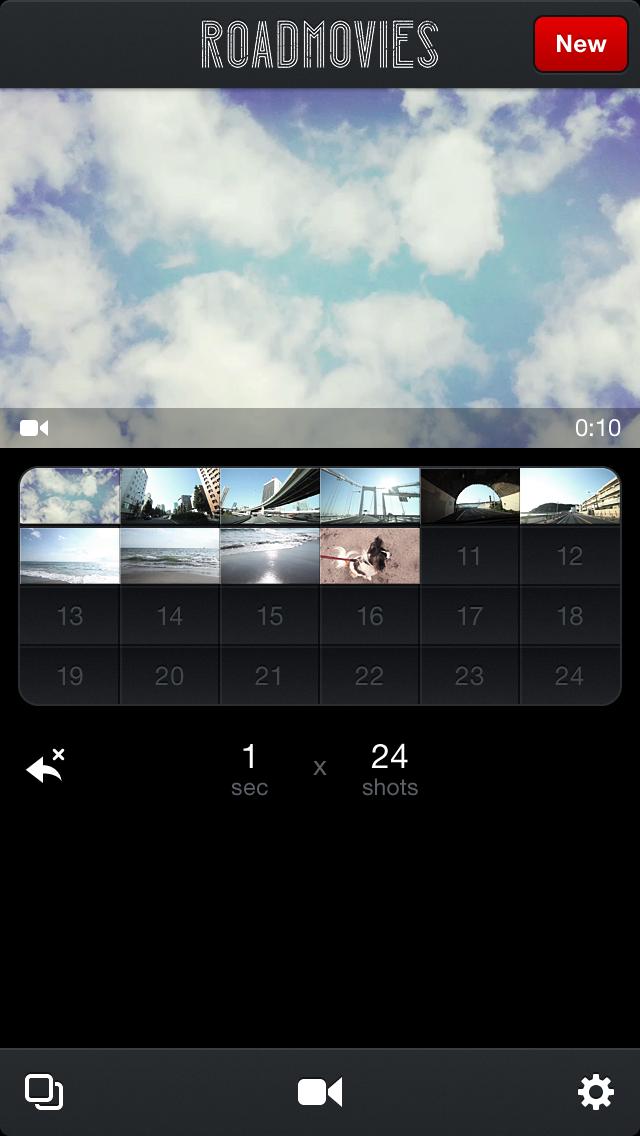 RoadMovies screenshot three