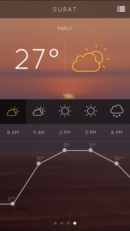 Local City Weather Report - Daily Weather Forecast Updates Instantly..!! screenshot-3