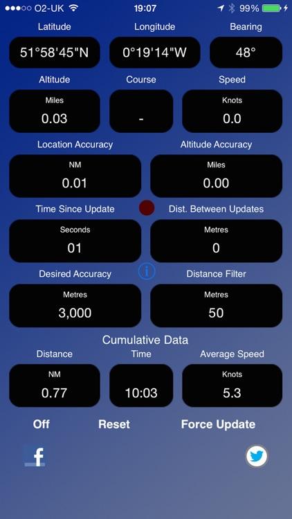 GPS Device Data screenshot-3