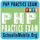PHP Practice Exam Free icon