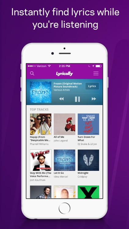 Lyrically - Music Lyrics for Fans, By Fans - Powered by Lyric Wikia