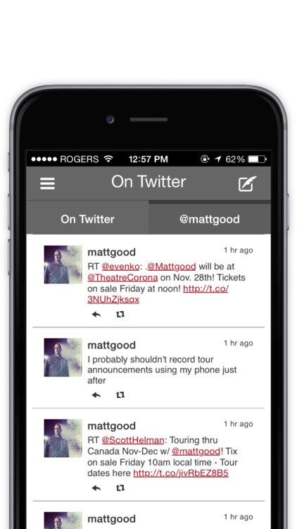 Matthew Good screenshot-3