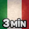 Italienisch lernen in 3 Minuten