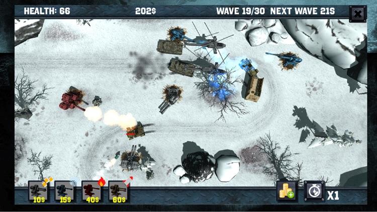 World at War: Epic Defence 3D screenshot-3