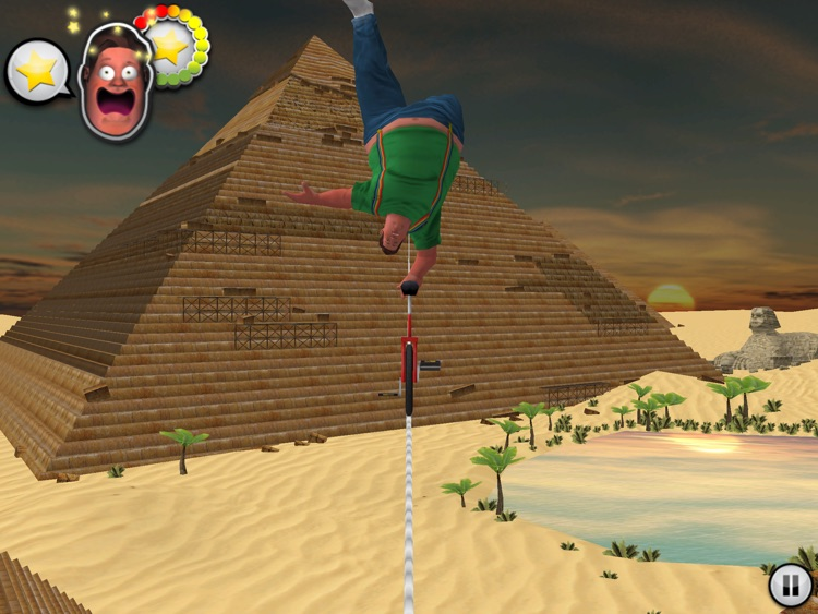 TightWire Adventures HD screenshot-1