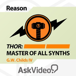 Course For Reason's Thor - Master Of All Synths