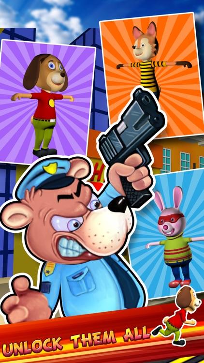 Thief Runner 3D Free screenshot-4