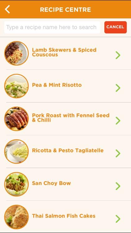 FoodWorks screenshot-4