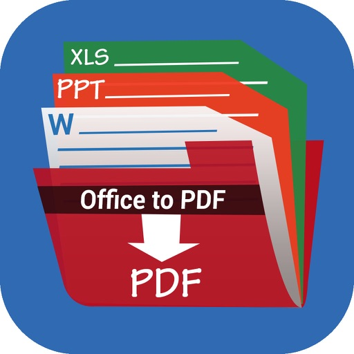 Office to PDF Pro - Quick convert Word, Excel, PPT to PDF file