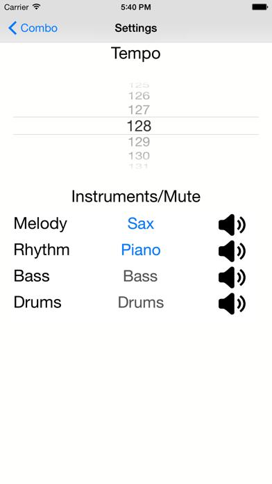 点击获取Combo - Jazz Music Generator