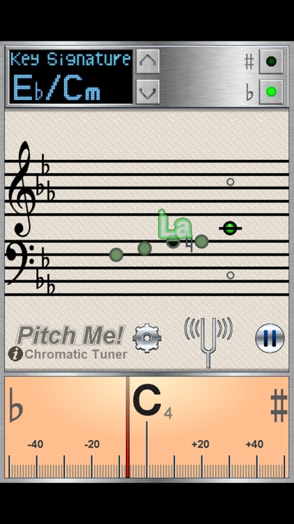 PitchMe - Chromatic Tuner